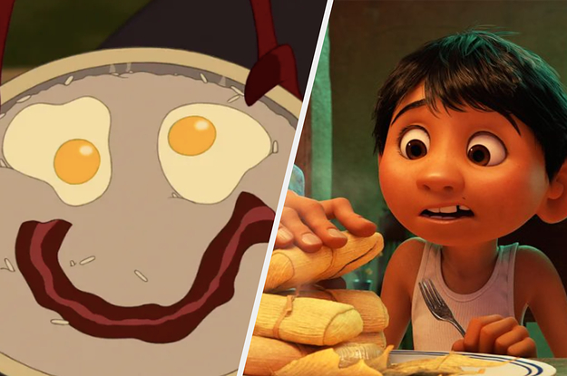 Would You Rather: Disney Vs. Pixar Foods Edition