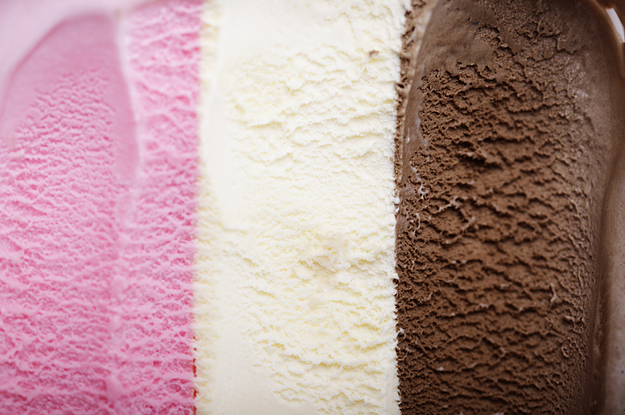 Which Flavor In Neopolitan Ice Cream Are You?