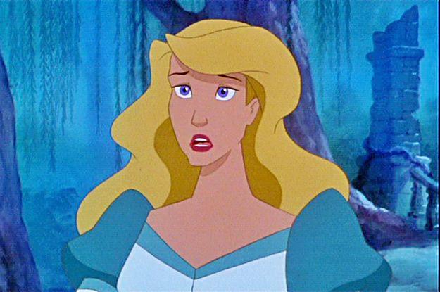 If You Were A Non-Disney Princess, ...