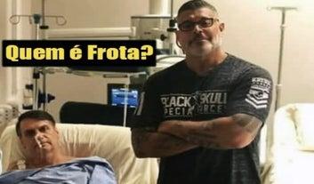 Alexandre Frota responde a Bolsonaro: