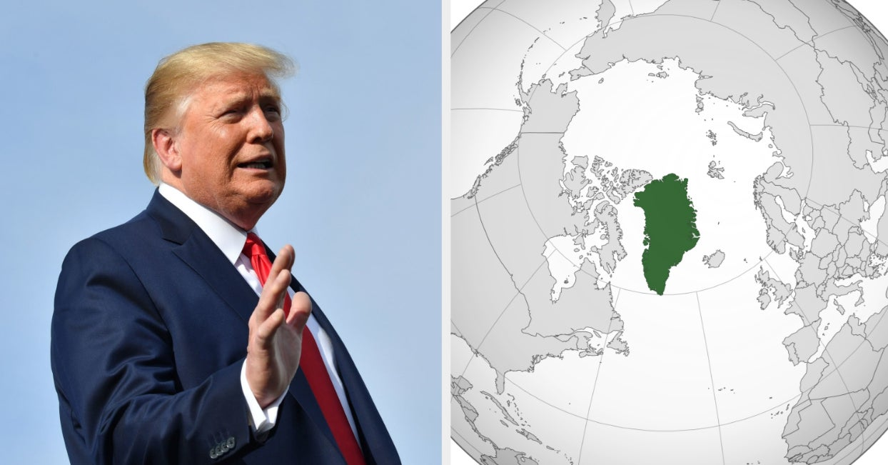 Trump Is Reportedly Considering Buying Greenland