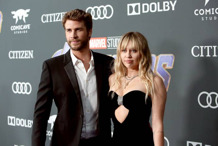 Miley Cyrus Just Dropped A New Song And Fans Think It's About Her Breakup With Liam Hemsworth