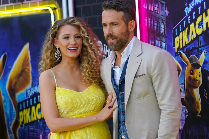 Ryan Reynolds Thanked Blake Lively For The