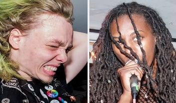 Estas fotos mostram a nova cara do punk rock