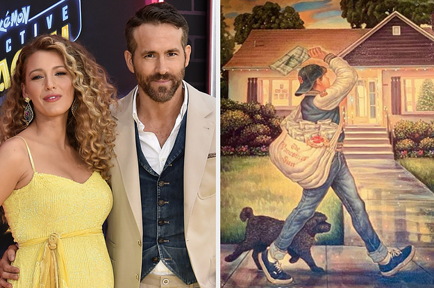 Ryan Reynolds Shared Details Of The Most Romantic Gift Blake Lively Has Ever Given Him