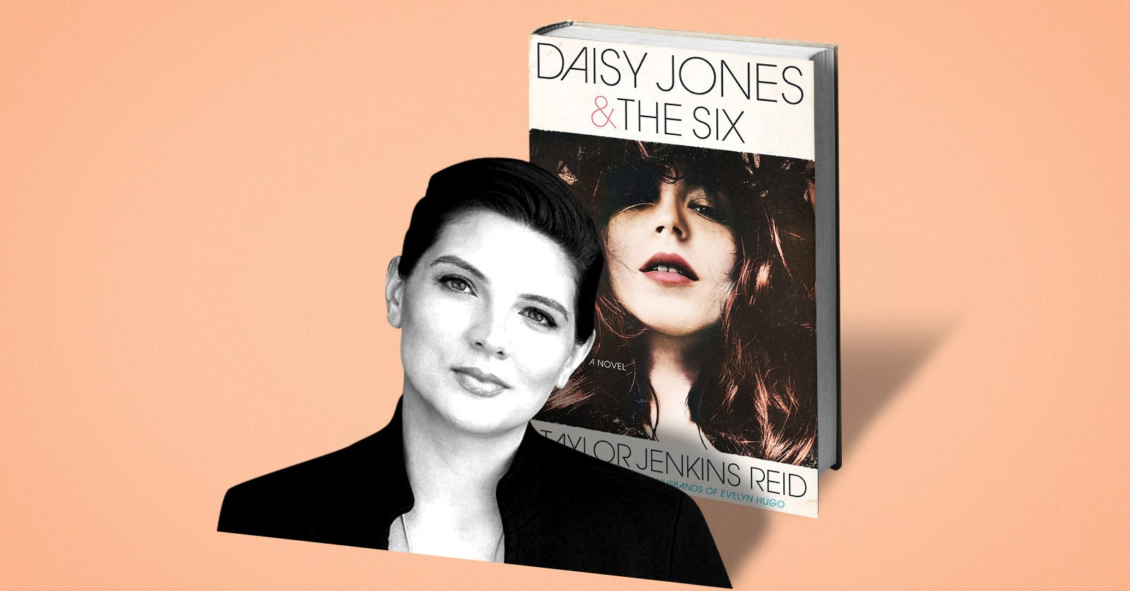 "Taylor Jenkins Reid's ""Daisy Jones & The Six"" Is BuzzFeed Book Club's September Pick."