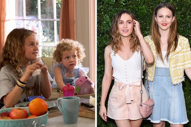I'm Obsessed With Maude And Iris Apatow ...