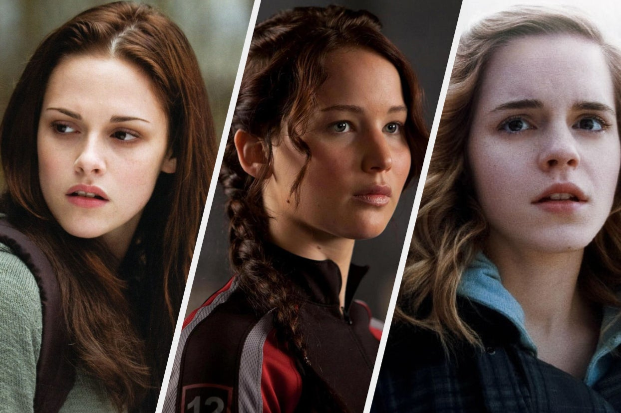 Everyone Is Either Katniss, Hermione, Or ...