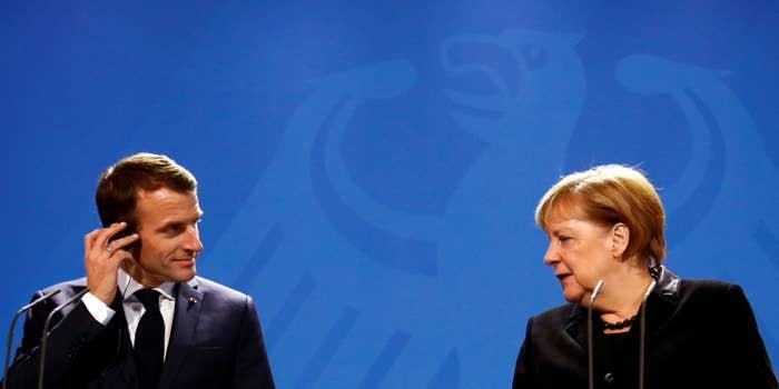 Boris Johnson Will Meet With Angela Merkel And Emmanuel Macron Next Week To Discuss Brexit