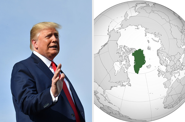 Trump Is Reportedly Considering Buying Greenland Which Sure Why Not At This Point