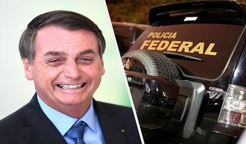 Bolsonaro está colocando a credibilidade da PF em risco, diz representante dos delegados