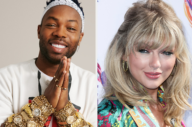 Todrick Hall Says People Don't Realize That Taylor Swift's LGBT Support Is A Huge Deal