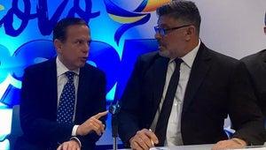 Frota entra no PSDB e diz que não vai pedir desculpas por ter xingado Alckmin no passado: