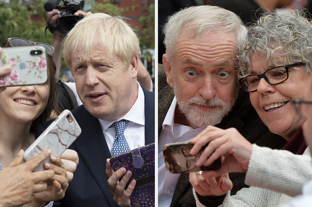 Boris Johnson Is Upping His Social Media Game But Jeremy Corbyn Is Still King