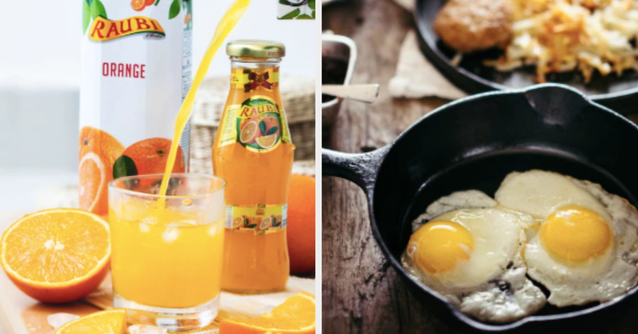 Take This Random Quiz And We'll Reveal Your Favorite Breakfast Food