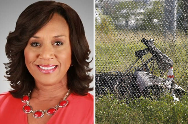 A News Anchor And A Pilot Were Killed In A Plane Crash While Filming A TV Segment