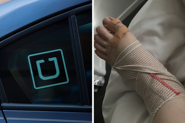 She Says Her Uber Driver Assaulted Her. The Company Allowed Him Back On The Road.