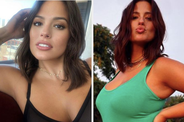 Ashley Graham's Nude Photo Is Inspiring As ...