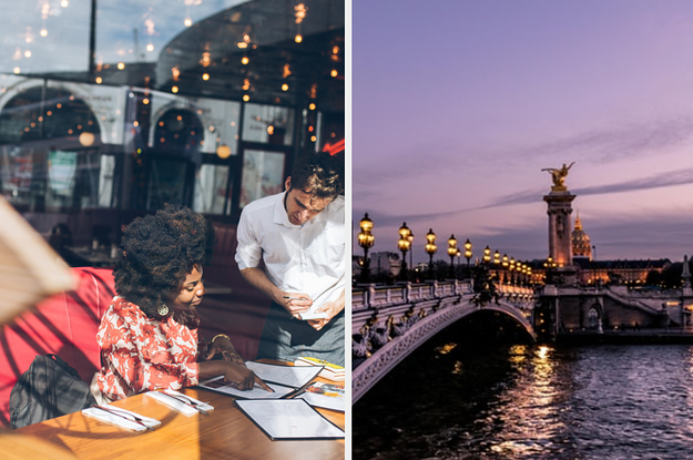 Design Your Dream Restaurant To See Where You Should Live