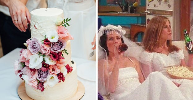 Design A Wedding Menu And We'll Reveal How Old You'll Be When You Get Married