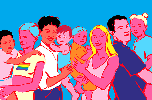 Having A Baby Meant Making Friends With Straight People