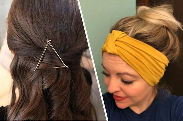 27 Things To Keep On Hand In Case Of A Bad Hair Day