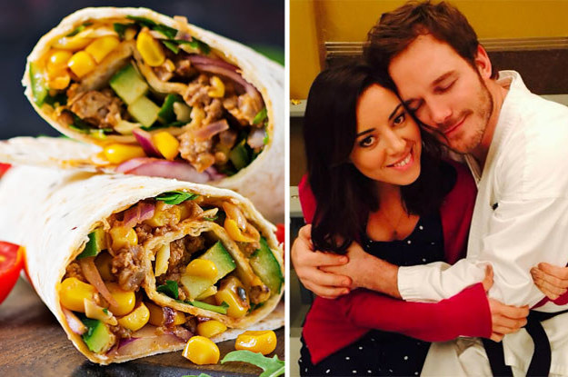 Build A Burrito And We'll Tell You If Your Crush Likes You Back