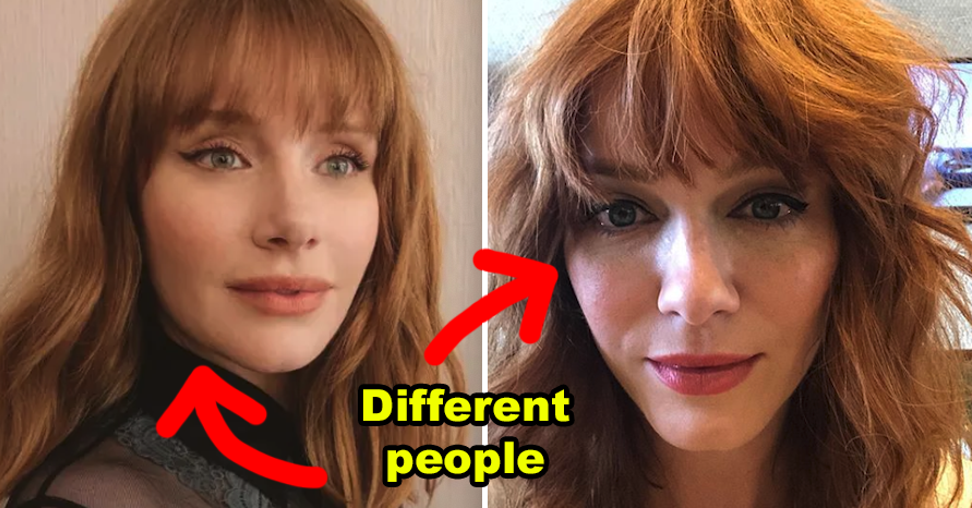 27 Celebrities Who People Always Mistake For A Different Celeb
