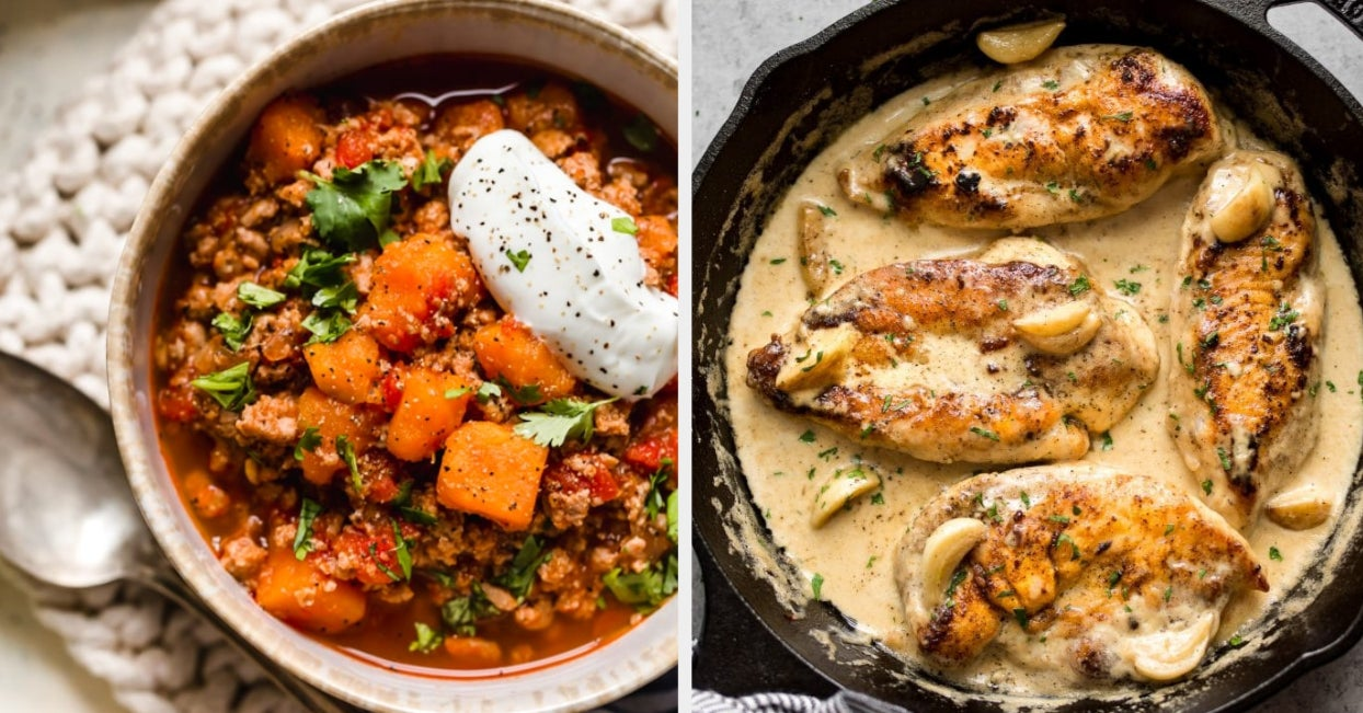 16 Simple Comfort Food Recipes To Ease You Into Fall