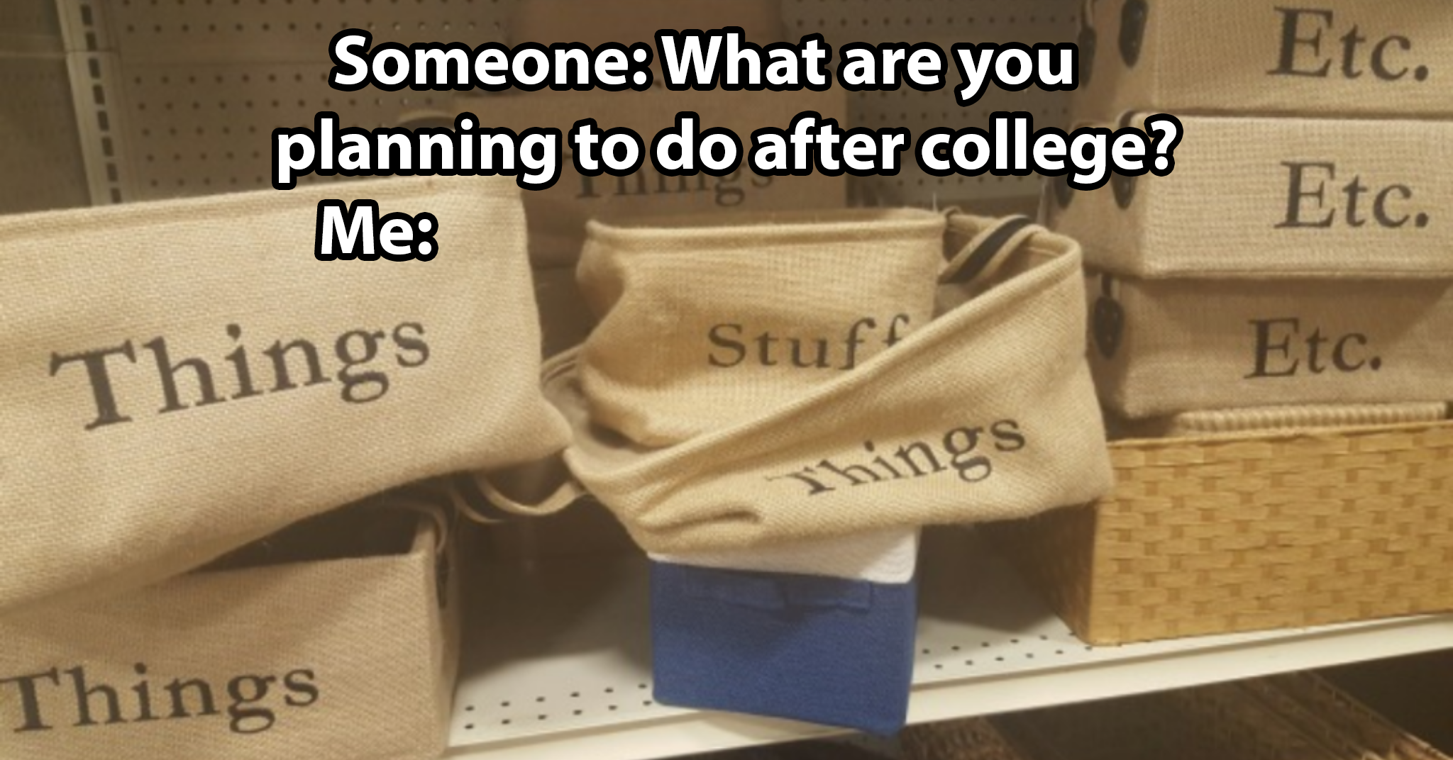 37 Times Tumblr Perfectly Captured The Weirdness Of College