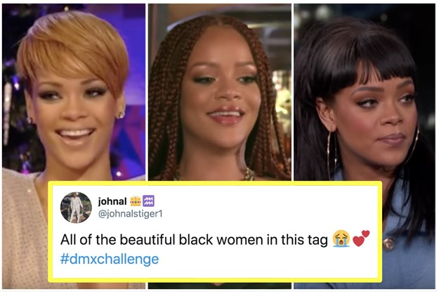 The #DMXChallenge Proves That Black Girls ...