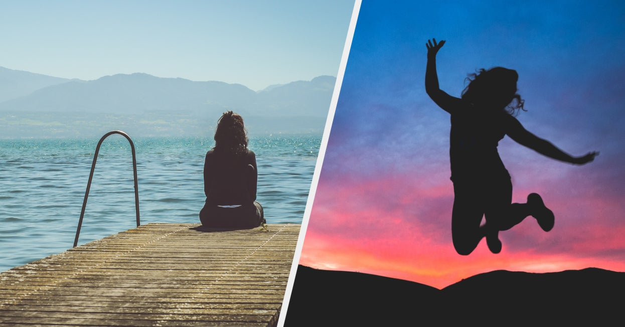 Pick Photos That Represent Your Emotions To Reveal Something About Your Personality