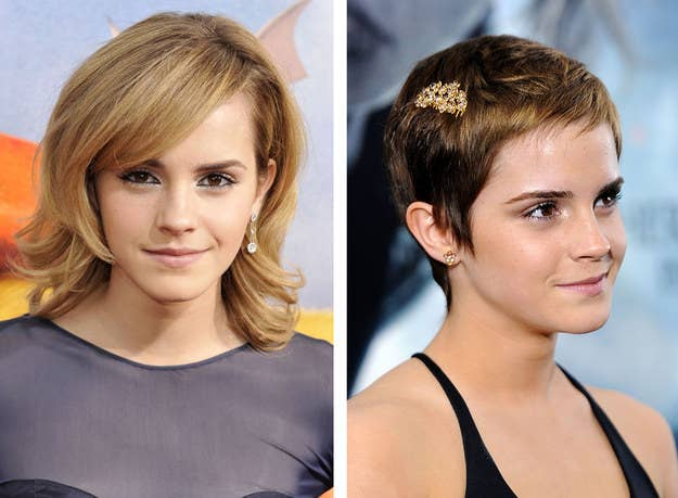 Do You Prefer These Famous Women With Long Or Short Hair