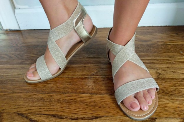 Sandals That'll Stay On Your Feet