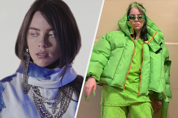 Billie Eilish Just Clarified Why She Wears Baggy Clothes ...