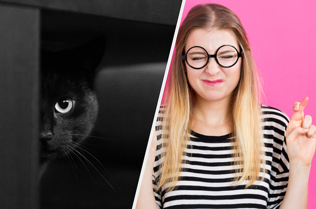Answer These 6 Questions, And We'll Tell You How Superstitious You Are