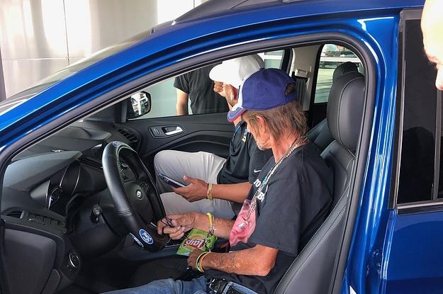 El Paso Shooting Victim's Husband Antonio Basco's Car Was