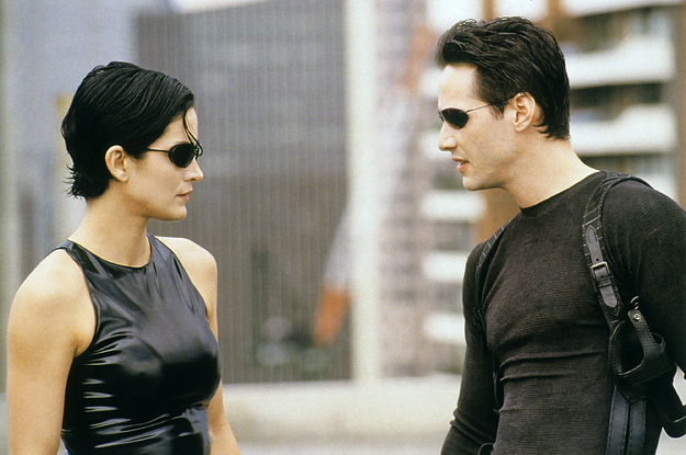 "Keanu Reeves And Carrie-Anne Moss Will Star In A Fourth ""Matrix"" Movie"