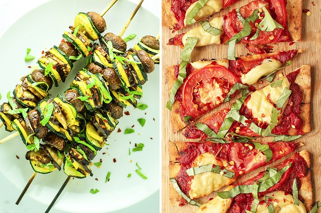 25 Vegan Recipes To Grill This Summer