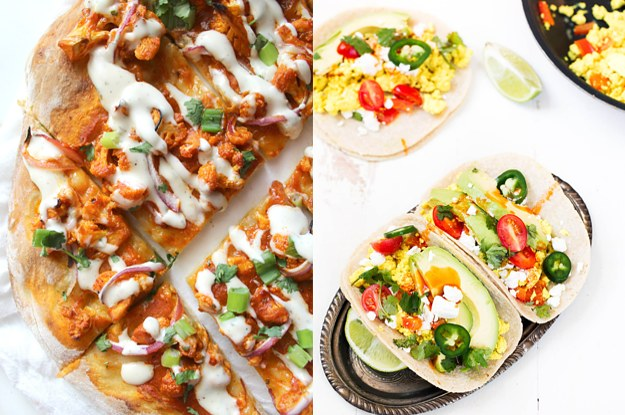 24 Meatless Monday Recipes For Vegans, Vegetarians, And Creative Cooks