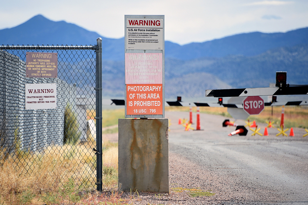 Tiny Desert Towns Around Area 51 Are Stressed About The Viral Facebook Event, So They're Organizing Emergency Safety Plans