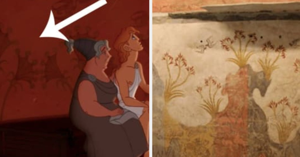 """16 Easy-To-Miss Details That Prove """"Hercules"""" Is The Most Underrated Disney Movie"""
