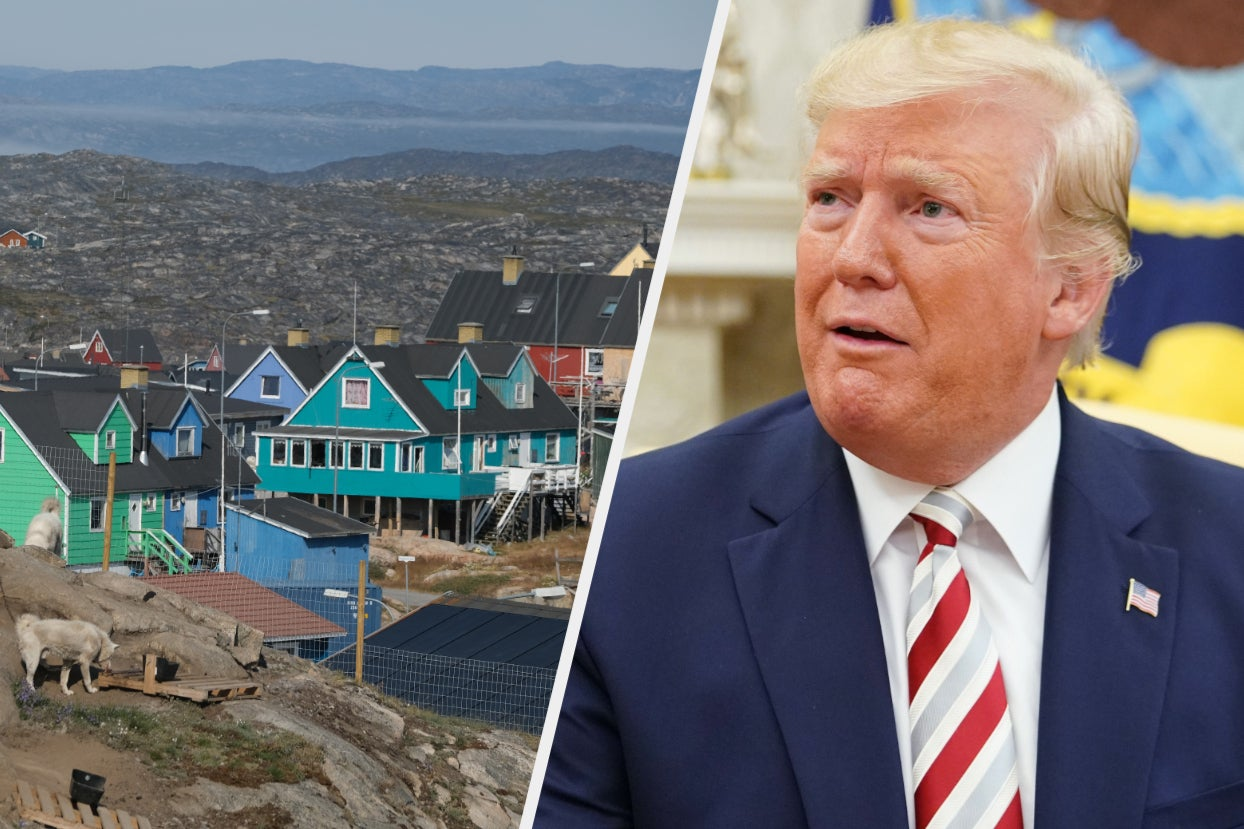 Denmark's Prime Minister Is, Like You, Surprised Trump Canceled A Visit Because She Won't Sell Greenland To...