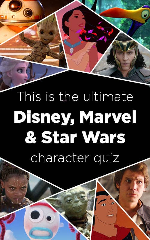 Disney Owns Over 4,500 Characters, And I'll Be Impressed If You Can Name 30