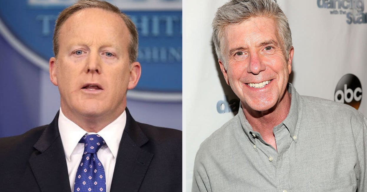 """The Host Of """"Dancing With The Stars"""" Distanced Himself From Sean Spicer's Casting"""