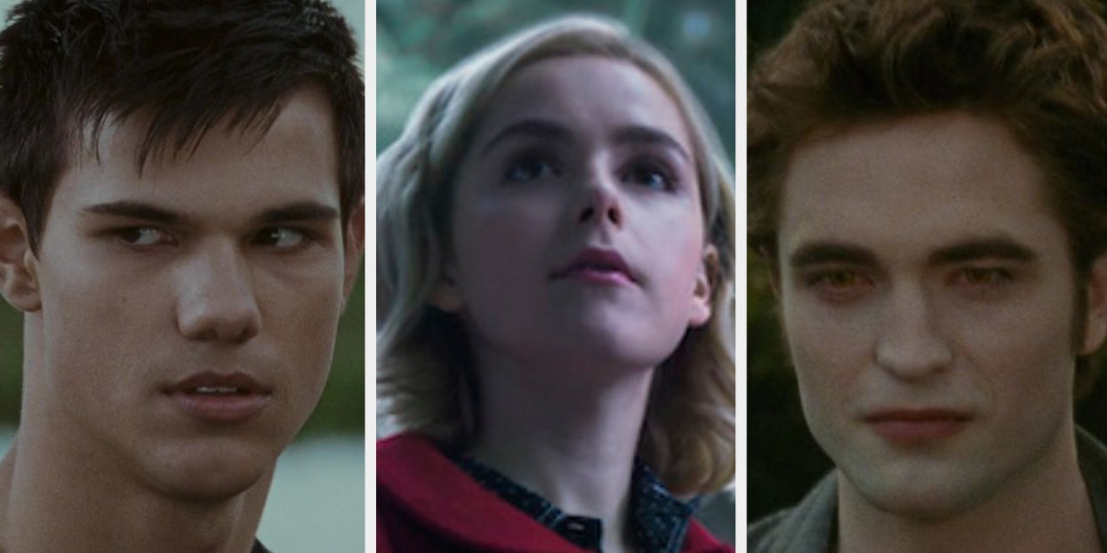 Are You A Vampire, Witch, Or A Werewolf?