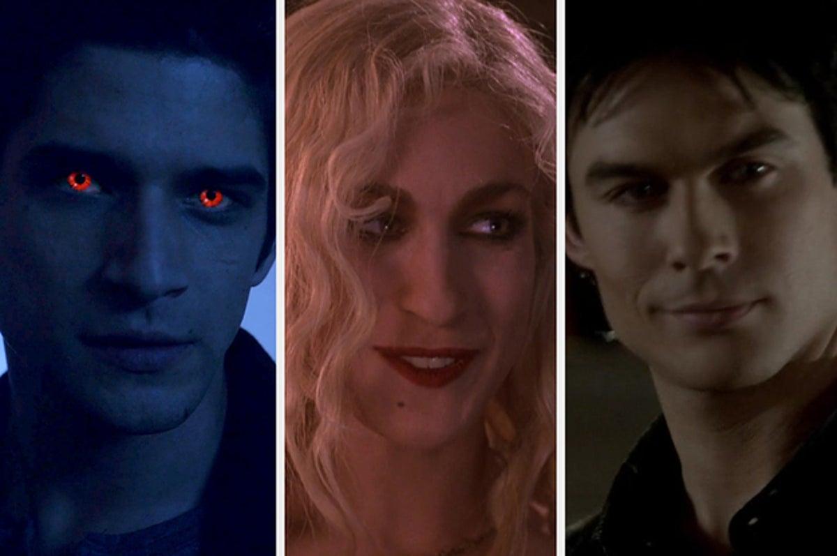 Bin ich ein vampir oder werwolf test