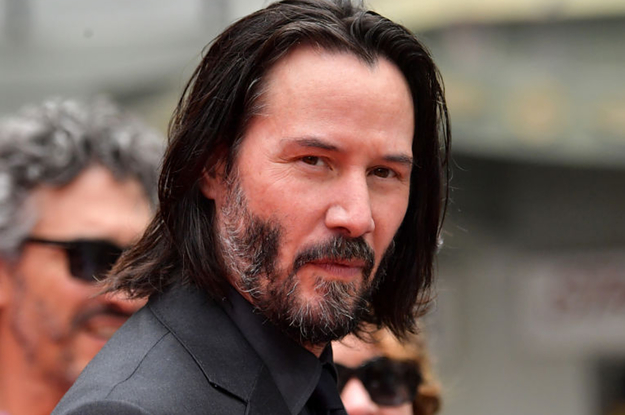 What % Keanu Reeves Are You?