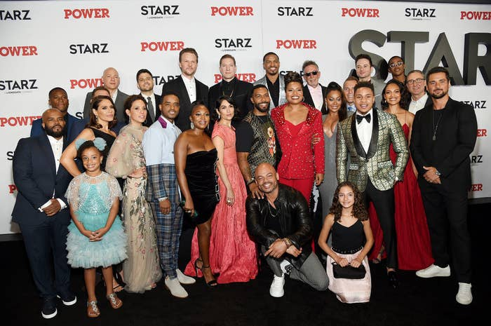 "The Final Season Of ""Power"" Airs This Month, And Here's What Everyone Wore To The Premiere"