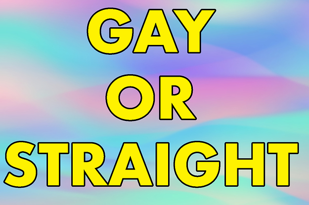This Checklist Will Determine If You Are Gay Or Straight